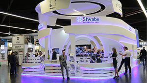 Shvabe demonstrated  advanced developments at the exhibition in Nuremberg