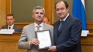 ИТ-департамент «Швабе» получил благодарность от Военно-промышленной комиссии РФ