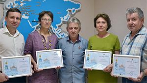 Сотрудники «Швабе» удостоены наград главы Вологды