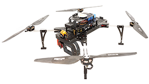 Квадрокоптер «ORION — DRONE»