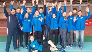 Спортсмены «Швабе» установили три рекорда России