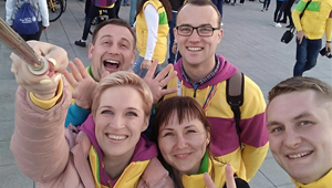 Shvabe Specialists participate in Youth Festival in Sochi