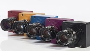 Камера коротковолнового ИК-диапазона спектра