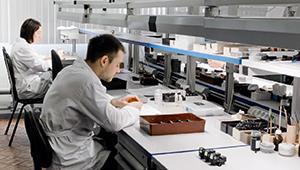 Будущее поколение промышленников проходит практику на производстве «Швабе»