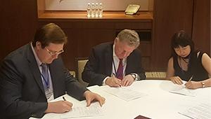 «Швабе» принял участие в Российско-Сингапурском бизнес-диалоге