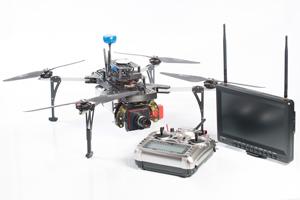 Ростех разработал дрон для мониторинга в условиях нулевой видимости