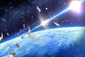 Shvabe creates a space debris detection objective