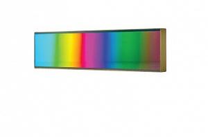 Дифракционная оптика –  отражающие плоские нарезные дифракционные решетки