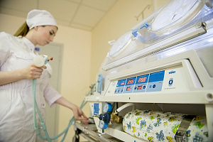 Southeast Asia countries purchased Shvabe neonatal equipment