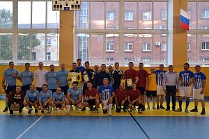 Футбольный турнир приурочили к 83-й годовщине со дня образования предприятия.