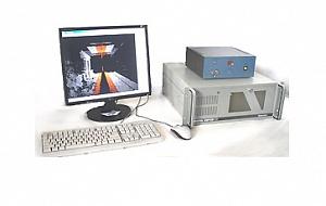 Лазерный комплекс измерения габаритов приближения объектов к железным дорогам
