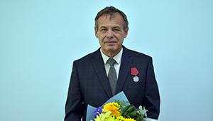 Сотрудник «Швабе» награжден медалью ордена «За заслуги перед Отечеством» II степени