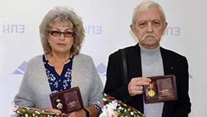 Сотрудники «Швабе» отмечены высокими наградами Минпромторга России