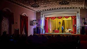 Театральный кружок КМЗ представил свой первый спектакль