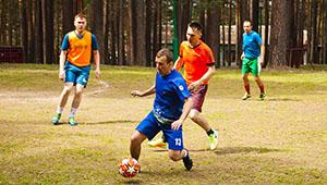 Спортивный праздник молодых специалистов УОМЗ