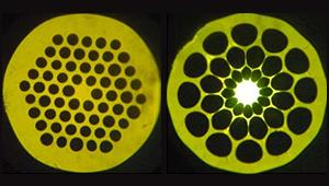 Фотонно-кристаллическое волокно
