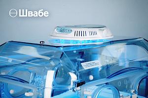 «Швабе» завершил разработку неонатального облучателя для лечения новорожденных
