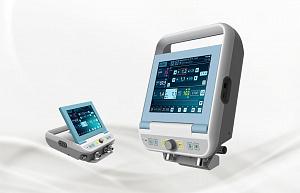 Ростех разработал первый в России аппарат ИВЛ с функцией безопасной томографии