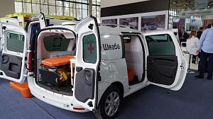 Ростех представил в Узбекистане медицинский автотранспорт для России и стран СНГ