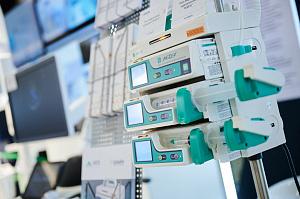 «Умные капельницы» Ростеха помогут пациентам с COVID-19