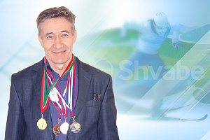 Shvabe's sportsman will compete in Russia's national cross-country skiing team in 2016