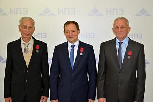 Cпециалисты «Швабе» удостоены медалей ордена «За заслуги перед Отечеством»